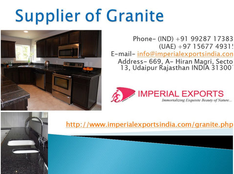 Imperial Exports India - Import/Export