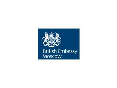 Embassy of The United Kingdom, Moscow - Ambasciate e Consolati