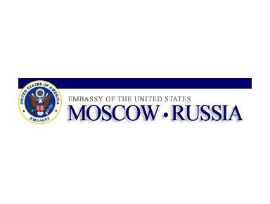 Embassy of USA in Moscow, Russia - Ambassades & Consulaten
