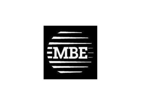 mbe санкт-петербург курьерские услуги - Службы печати