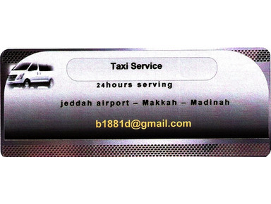 makkah taxi service - Car Transportation