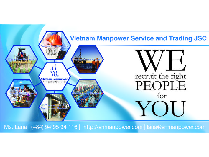 Vietnam Manpower Service and Trading Joint Stock Company - Business & Networking