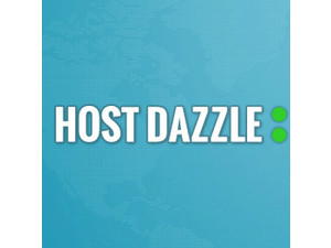 host dazzle - Hosting & domains