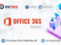 dutecs fzc (2) - Business & Networking
