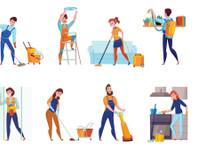 اخدمنى للخدمات المنزلية (2) - Cleaners & Cleaning services