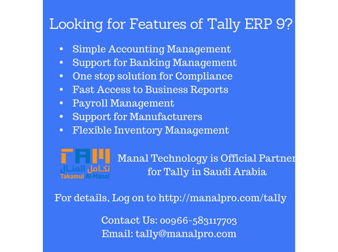 Al Manal Technology - Business Accountants