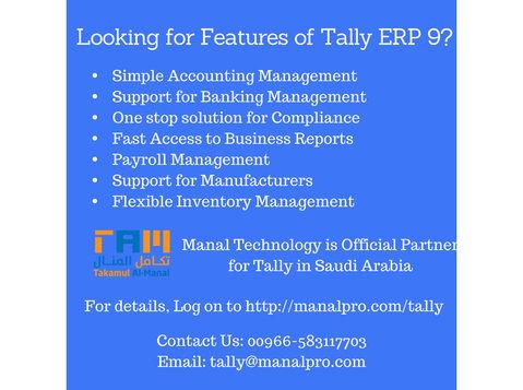 Al Manal Technology - Business Accountants