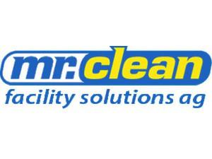 Umzugsreinigung mr. clean AG Reinigungsfirma & Büroreinigung - Reinigungen & Reinigungsdienste