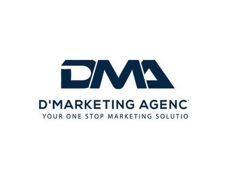 D'marketing Agency - Digital Marketing Agency - Advertising Agencies