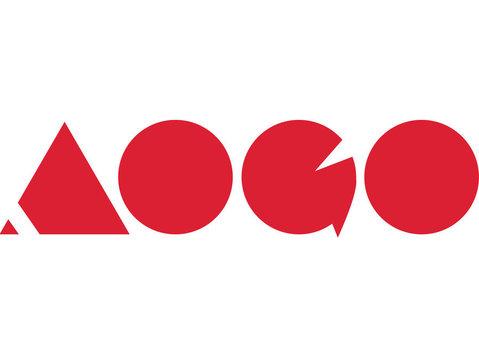 AOGO Technologies Pte Ltd - Webdesign