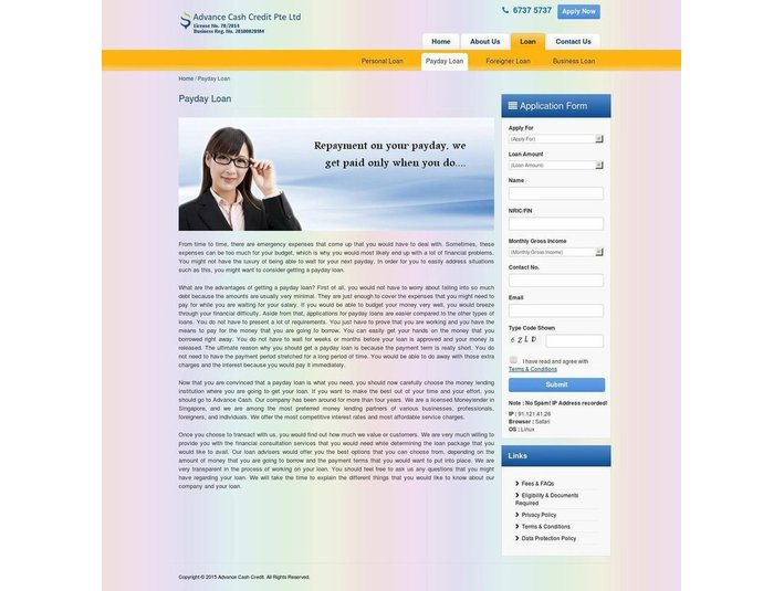 singaporefastloan - Business Accountants