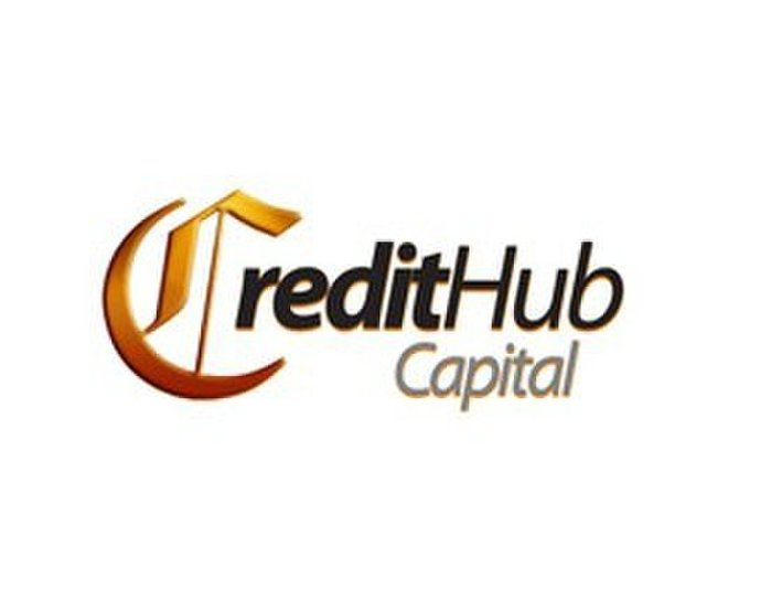 Credit Hub Capital Pte Ltd - Mortgages & loans
