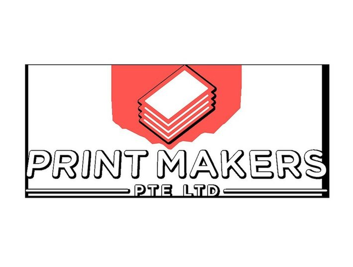 Print Makers Pte Ltd - Print Services