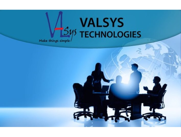 VALSYS Technologies Pte Ltd - Security services