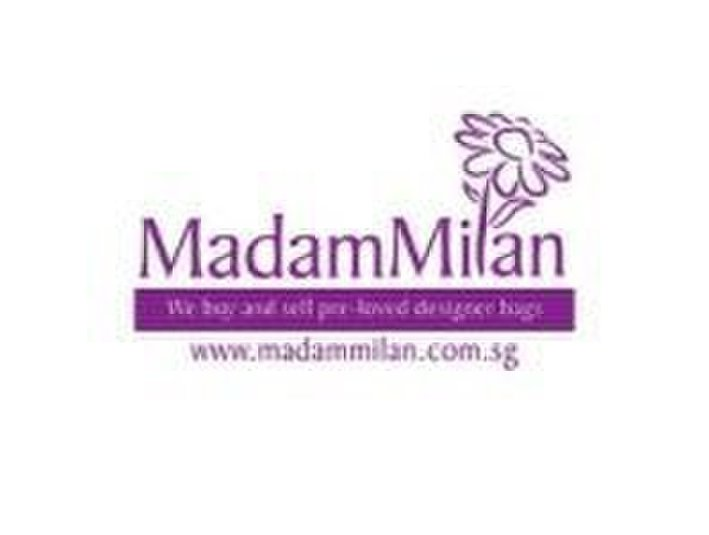 Madam Milan - Luggage & Luxury Goods