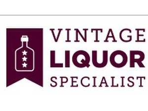 Vintage Liquor Specialist - Food & Drink
