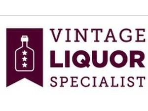 Vintage Liquor Specialist - Food & Drink
