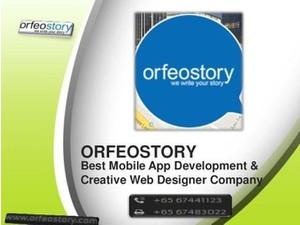 ORFEOSTORY PTE LTD - Webdesign