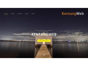 Kentangweb Web Design - Webdesign