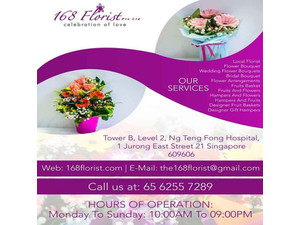 168 Florist | Budget bouquet for Valentine's Day Singapore - Gifts & Flowers