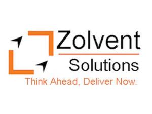 Zolvent Solutions Pte Ltd - Consultancy