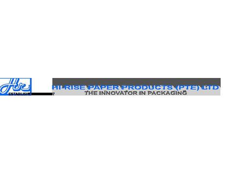 Hi Rise Paper Pte Ltd - Print Services