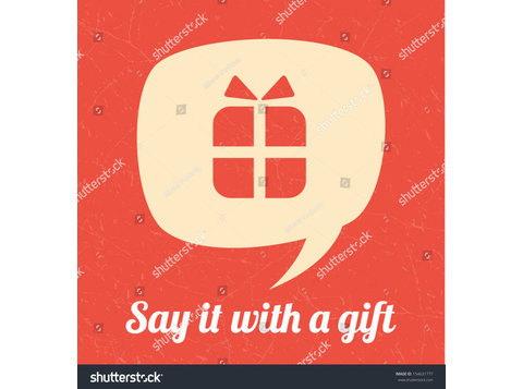 Say It With A Gift Pte. Ltd. - Cadeaus & Bloemen