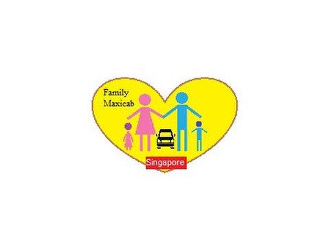 Family Maxicab Singapore - Autotransporte