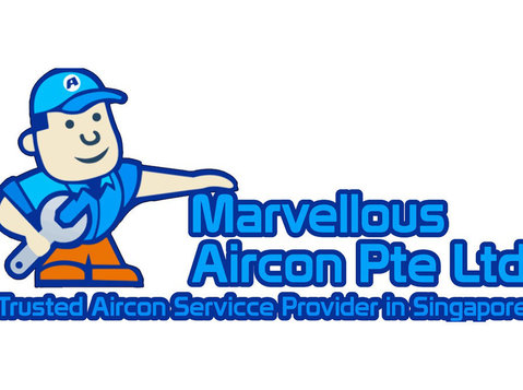 Marvellous Aircon Pte Ltd - Plumbers & Heating