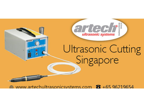 Artech Ultrasonic Systems Pte. Ltd. - Import/Export
