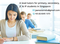 All A's Private Tuition Centre | Home Tuition Singapore (1) - Private Teachers
