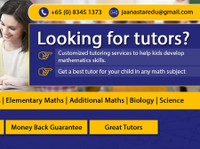 All A's Private Tuition Centre | Home Tuition Singapore (4) - Private Teachers