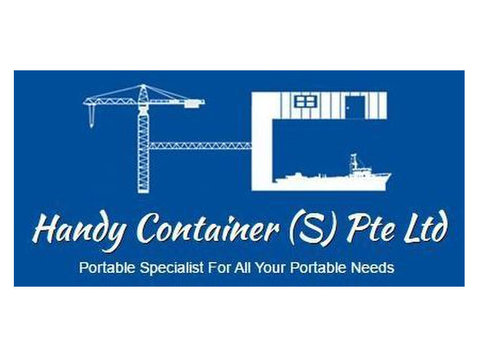 Handy Container, Construction Container in Singapore - Building Project Management