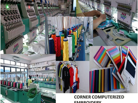 Apparel Embroidery Singapore - Print Services