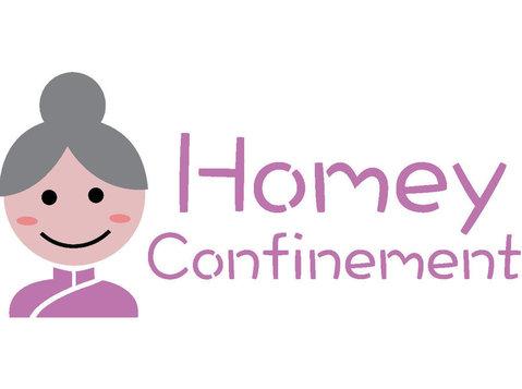 Homey Confinement (Pte. Ltd.) - Employment services