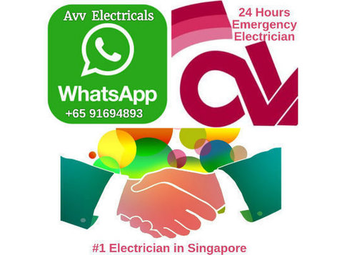 Avv Electricals Pte Ltd - Electricians