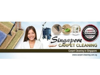 Singapore Carpet Cleaning Pte Ltd (1) - Cleaners & Cleaning services