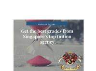 Popular Tutors Singapore (4) - Tutors