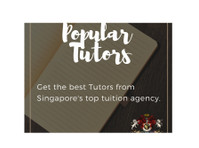 Popular Tutors Singapore (5) - Tutors