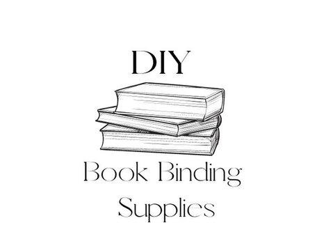 Diy Book Binding Supplies - Books, Bookshops & Stationers