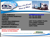 A&B Movers (6) - Removals & Transport