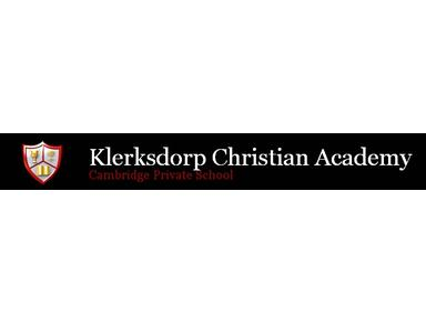 Klerksdorp Christian Academy Cambridge Int. School - International schools