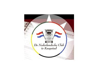 The Dutch Club in Cape Town - Expat Clubs & Verenigingen
