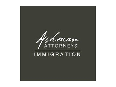 Ashman Attorneys Immigration - Immigration Services