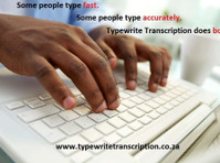 Typewrite Transcription and Typing Services Cc (2) - Online translation