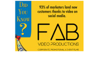 Fab Video Productions (1) - Business & Networking