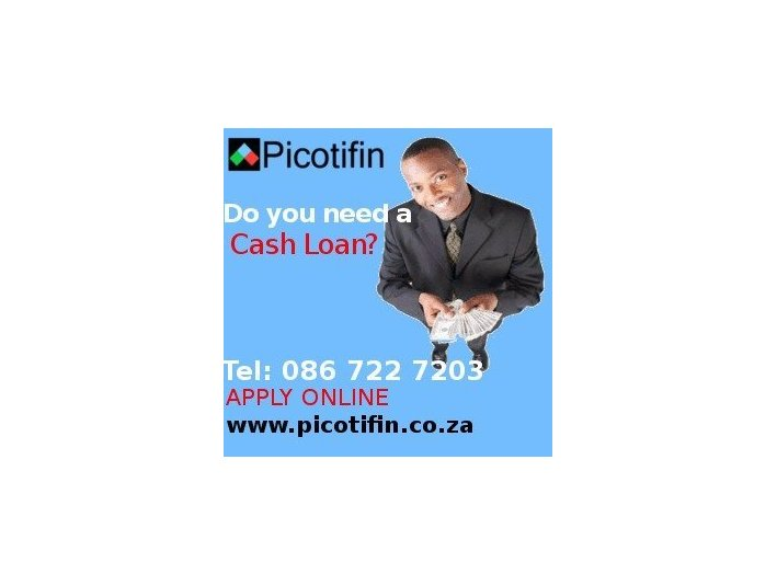 Picotifin Cash Loans - Mortgages & loans