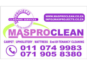 Masprojects Cleaning Services - Cleaners & Cleaning services