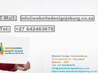 Website Design Johannesburg (1) - Webdesign
