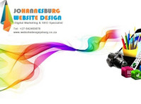Website Design Johannesburg (2) - Webdesign